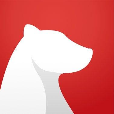 Bear notes logo