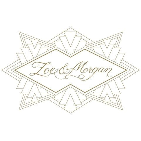 Zoe & Morgan logo